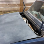 Trunk lid removed