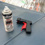 This is the new 3M spray attachment. Very much worth the $6